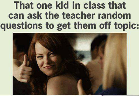 Funny Meme Questions To Ask : Asks teacher random questions funny pictures quotes memes