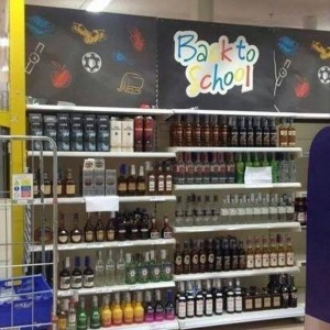 Back to School Drinks
