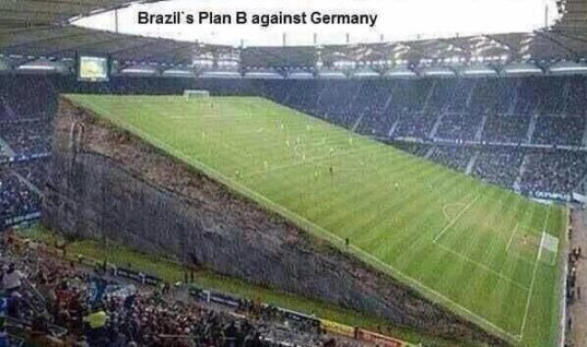 Brazil's revenge plan against Germany