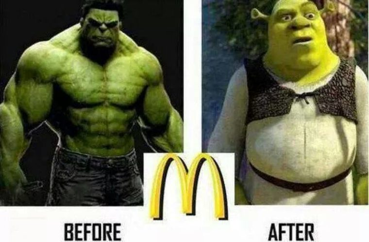 Funny Memes About Fast Food : Fast food effects on health funny pictures quotes memes funny