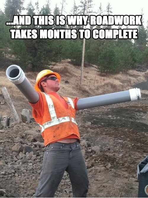 Funny Worker