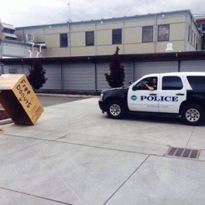 How to catch cops