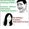 Meaning of WIFE
