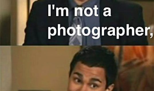 Photographer Meme