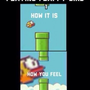 Playing Flappy Bird