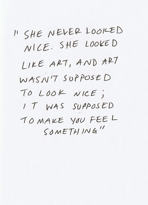 Quote About Art