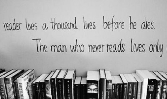 Quote About Readers