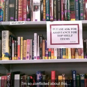 Self Help in Library