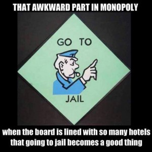That part in Monopoly