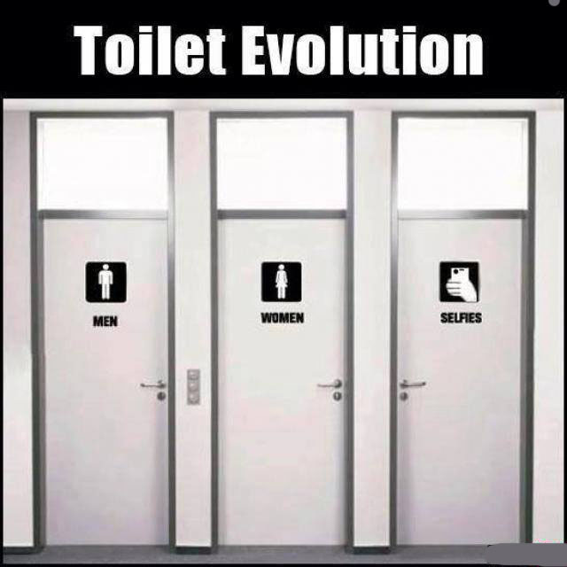 toilet evolution funny pictures quotes memes funny images funny jokes funny photos