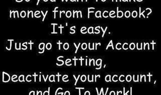 Want to make money from Facebook?