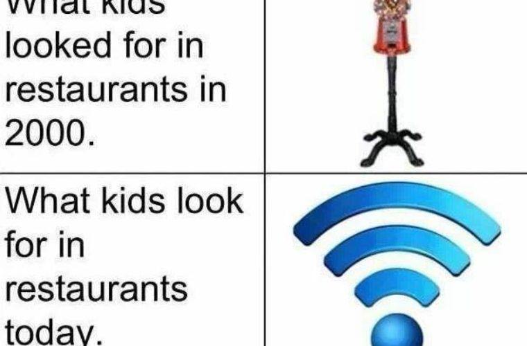 What Kids look for