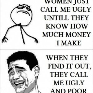 Women Call Me Ugly