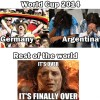 World Cup 2014 reactions