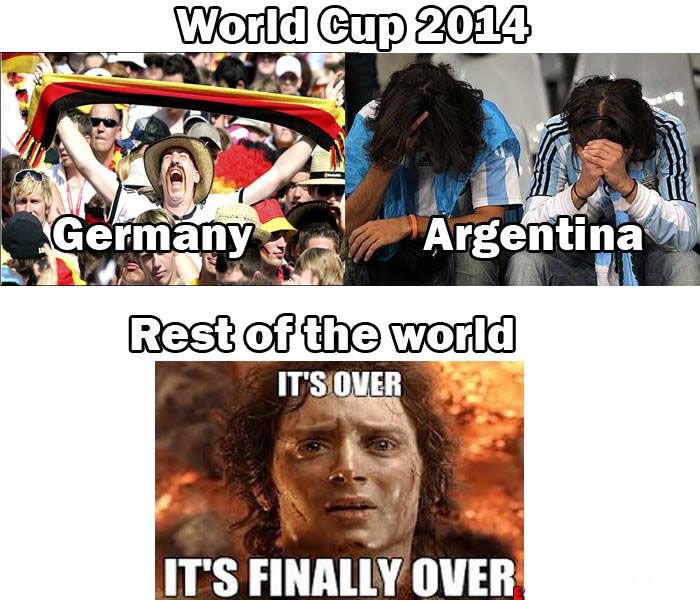 World Cup 2014 reactions | Funny Pictures, Quotes, Memes ... World Cup Funny Memes
