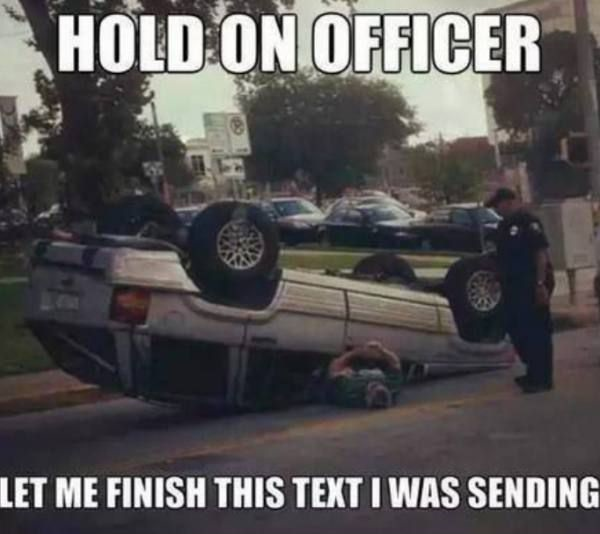Funny Car Accident Quotes: Funny Pictures, Quotes, Memes, Funny
