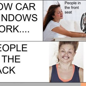 Car Windows be like