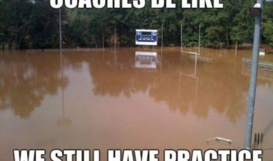 Coaches Be like..