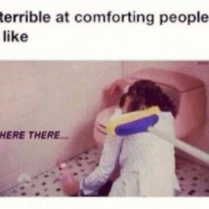 Comforting People