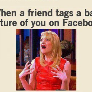 Friend Tags a picture of you