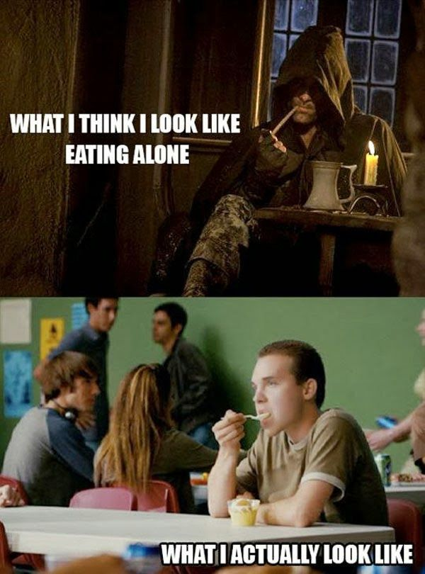 Funny Eating