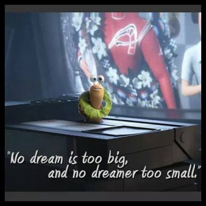 No Dream is Too Big
