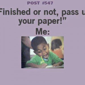 Pass you Paper