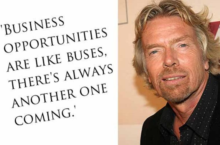 Quote About Bussiness