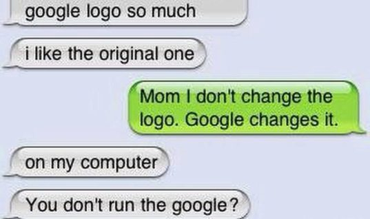 Stop Changing Google Logo
