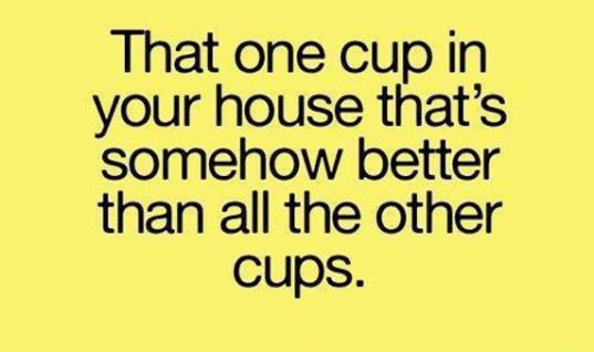 That One Cup
