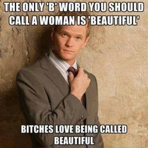 The only B word