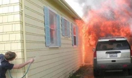 Trying to Save Grades Before Exam