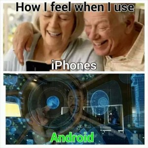 When I Use iphone
