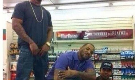 When the Cashier gives you discount