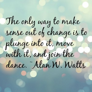 Alan N. Watts Quote