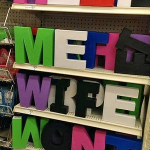 At a Kids Store