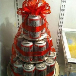 Beer Bday Cake
