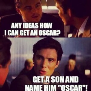 How I can get an oscar