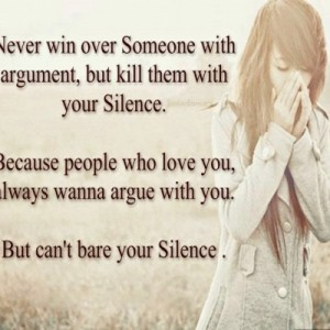 Silence Quote