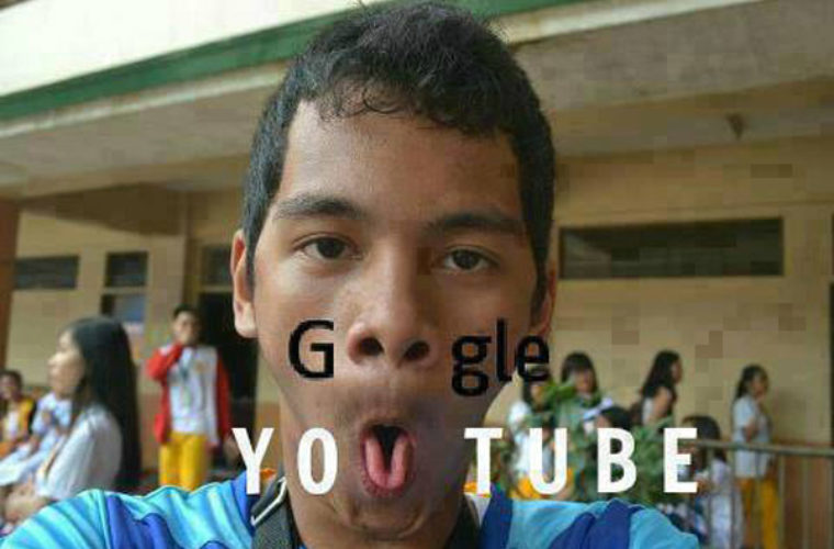 The Google Face