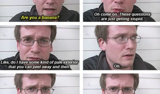 Are you a Banana?