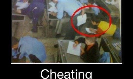Cheating like a Boss