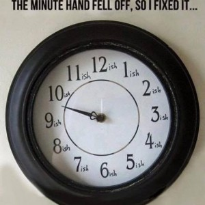Clock Ghetto Fix