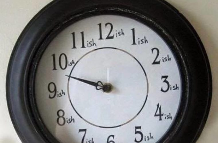 Clock Ghetto Fix 760x500 clock ghetto fix funny pictures, quotes, memes, funny images