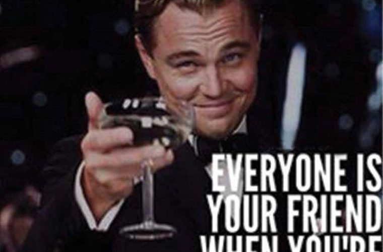 Everyone Is Your Friend Funny Pictures Quotes Memes Funny