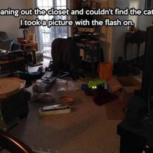 Finding the Cat