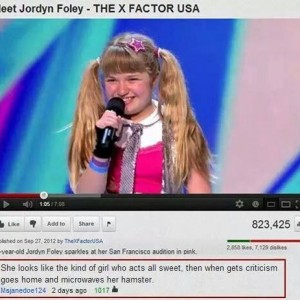 Jordyn Foley - The X-Factor