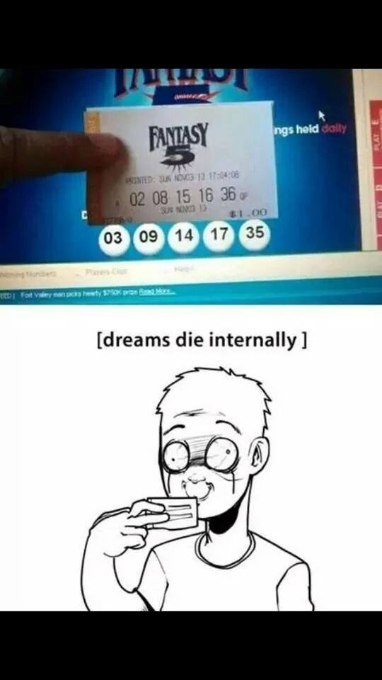 Just Missed the Lottery just missed the lottery funny pictures, quotes, memes, funny