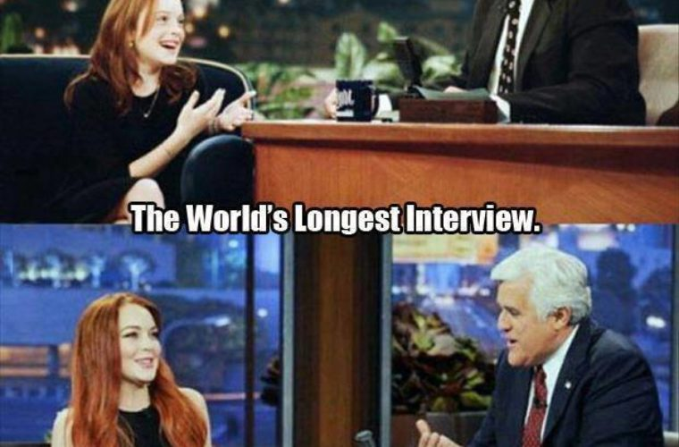 Longest Interview