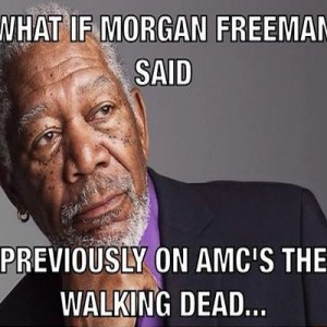 Morgan Freeman Meme